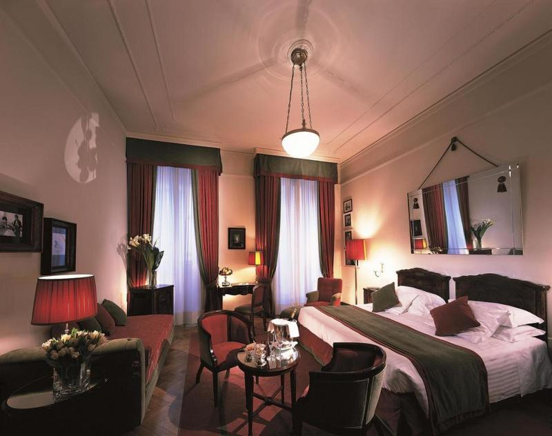 Room Grand Hotel Et De Milan