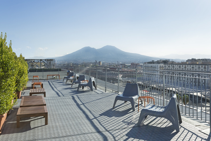 Terrace B&b Hotel Napoli