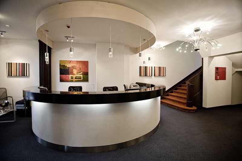 Lobby Bayrischer Hof Heidelberg