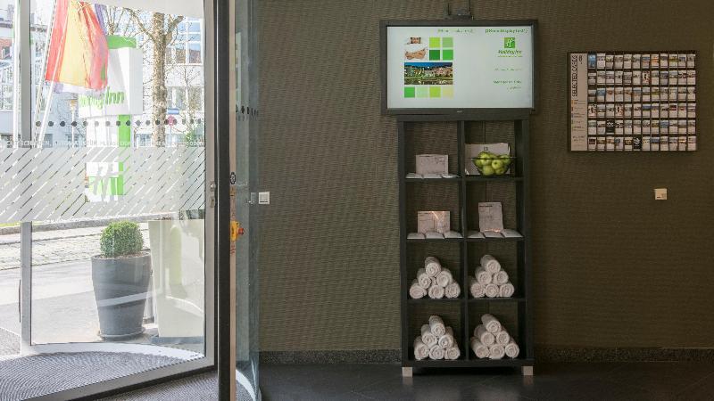 Holiday Inn Unterhaching Hotel - General - 19