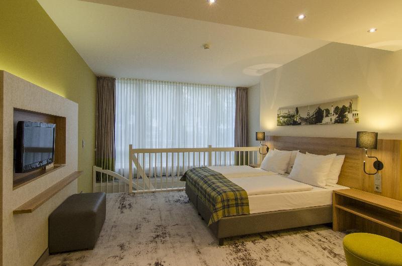 Holiday Inn Unterhaching Hotel - Room - 21
