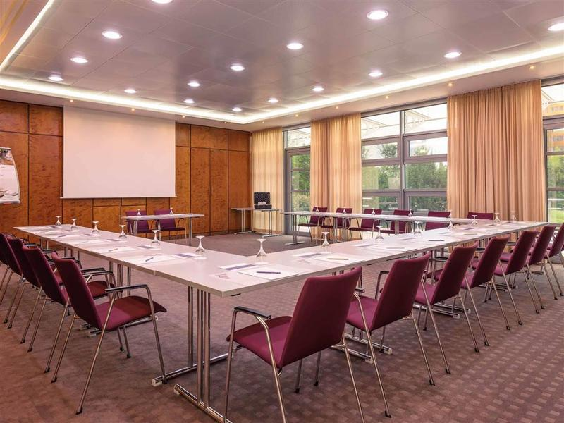 Conferences Mercure Res Frankfurt Messe