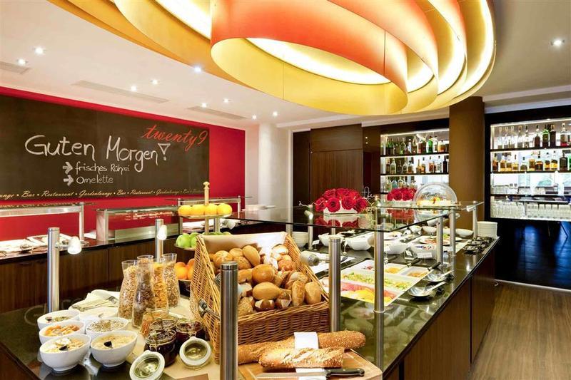 Restaurant Mercure Res Frankfurt Messe