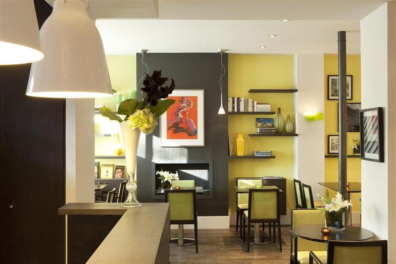Restaurant Hotel Marais Bastille