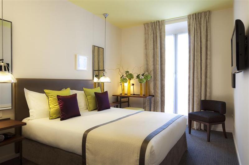 Room Hotel Marais Bastille