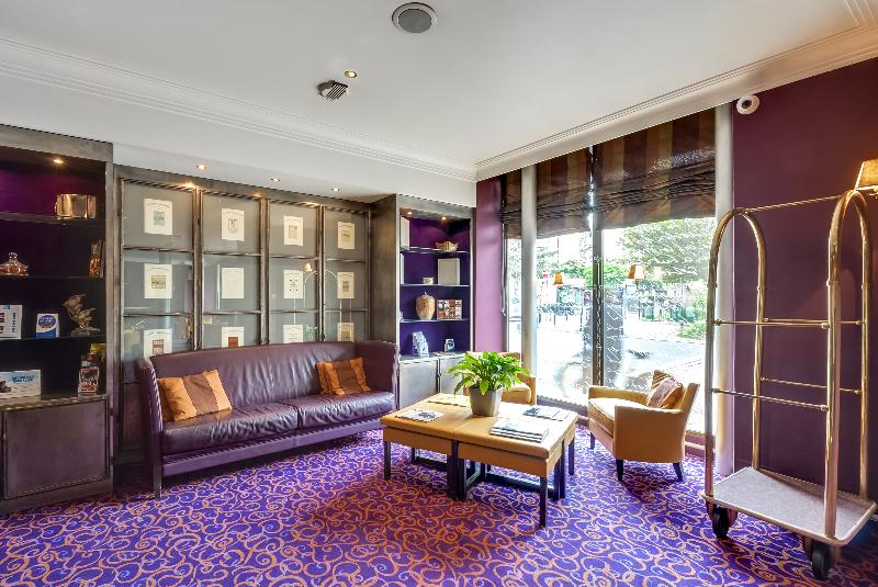 Lobby Villa Lutece Port Royal