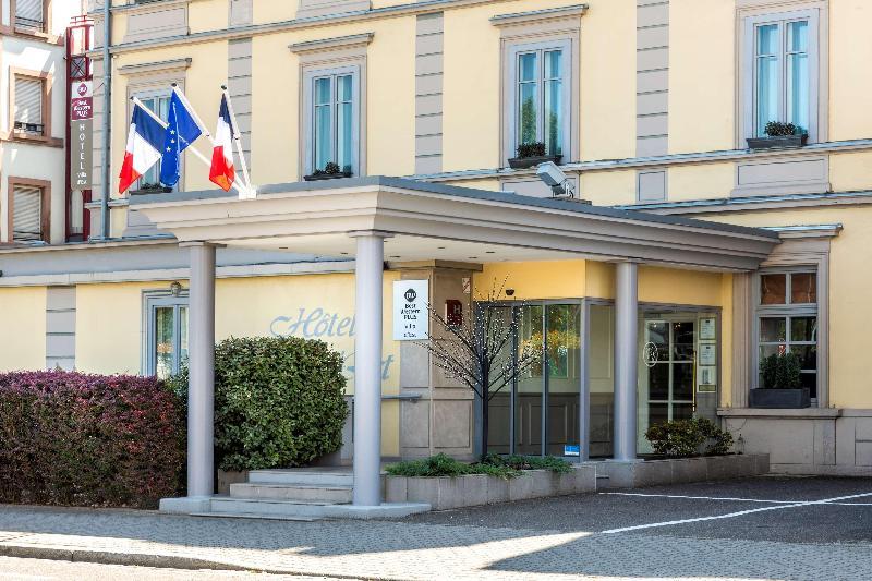 General view Best Western Plus Hotel Villa D\'est
