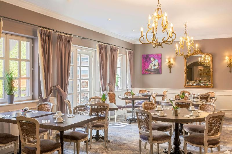Restaurant Best Western Plus Hotel Villa D\'est