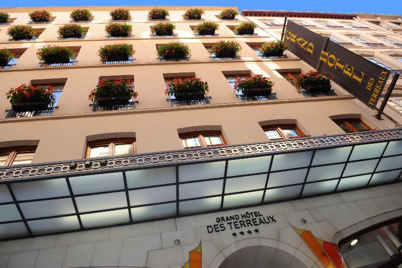 General view Grand Hotel Des Terreaux