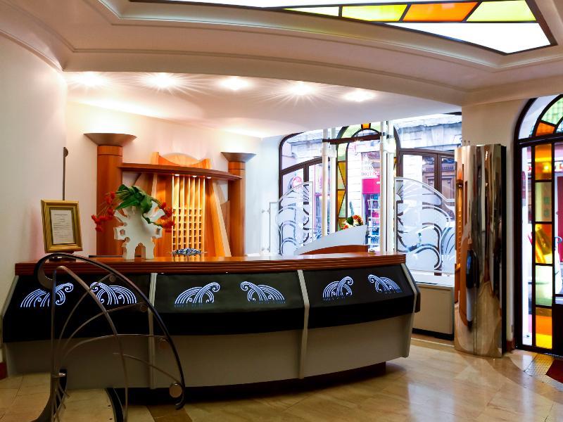 Lobby Grand Hotel Des Terreaux