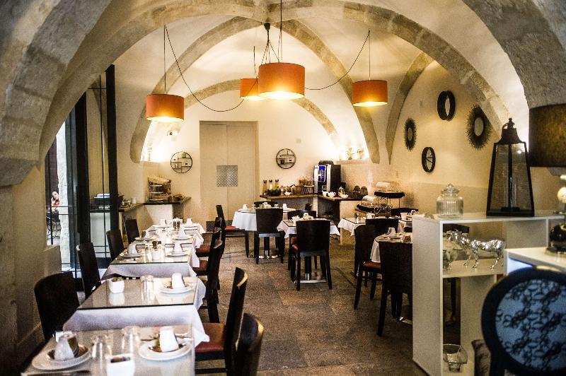 Restaurant Le Marquis De La Baume