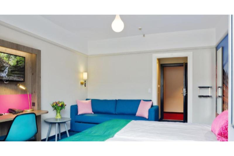 Suite 2 베드룸 (Suite Two Bedrooms)