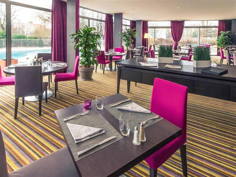 Restaurant Mercure Beaune Centre