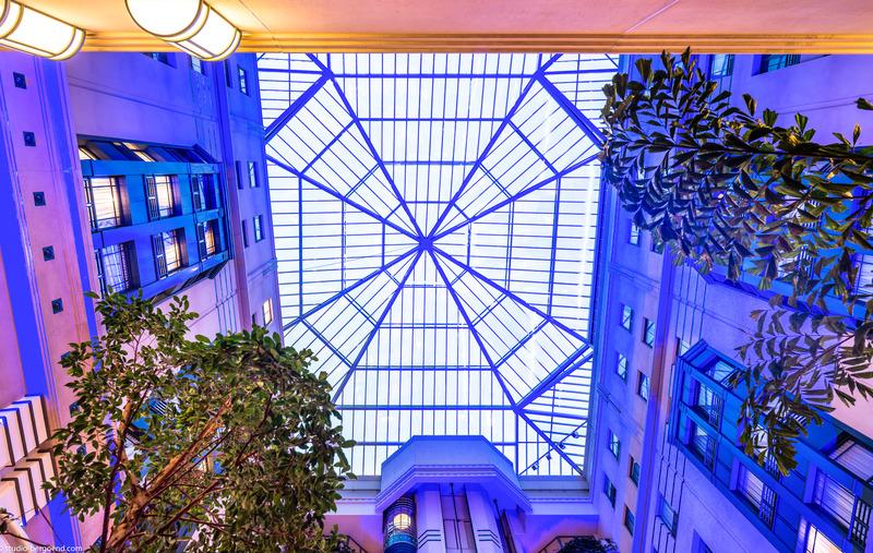 General view Radisson Blu Royal Hotel Brussels