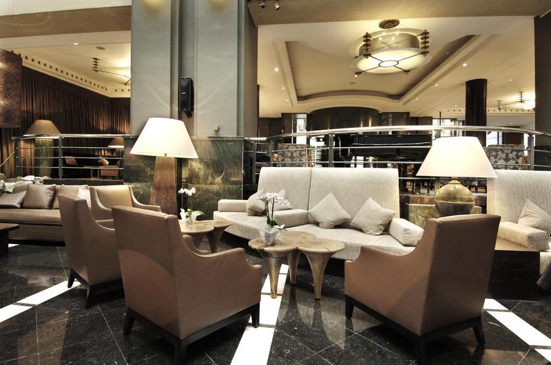 Lobby Radisson Blu Royal Hotel Brussels
