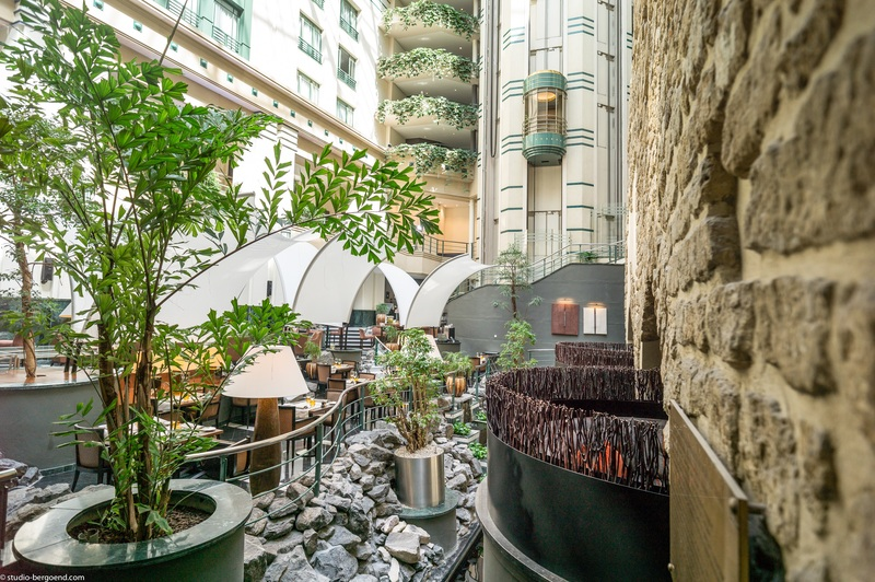 Restaurant Radisson Blu Royal Hotel Brussels