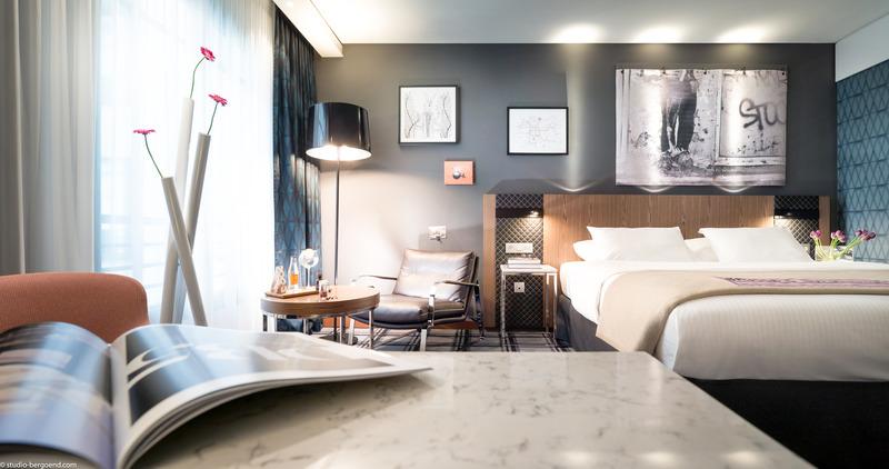 Room Radisson Blu Royal Hotel Brussels