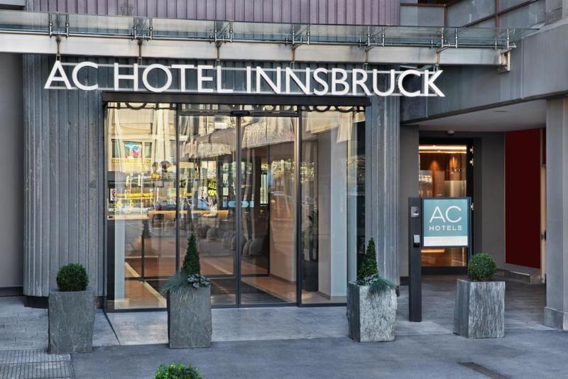 General view Ac Hotel Innsbruck