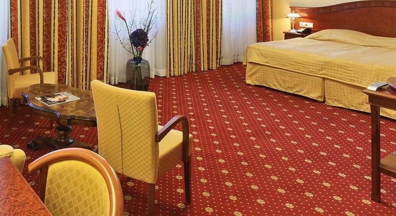 Room Bellevue Hotel