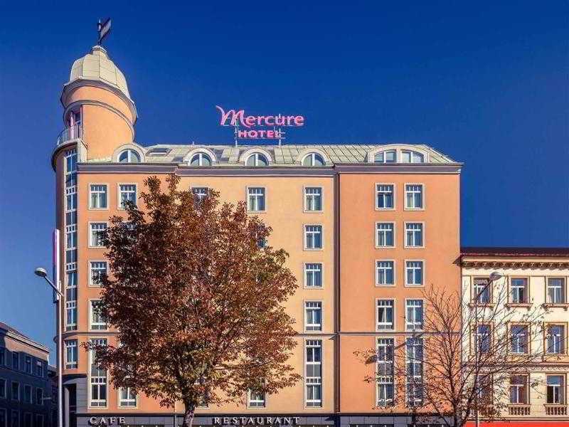 General view Mercure Wien Westbahnhof
