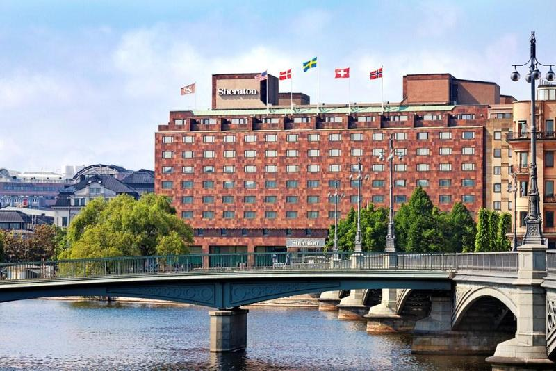 General view Sheraton Stockholm Hotel