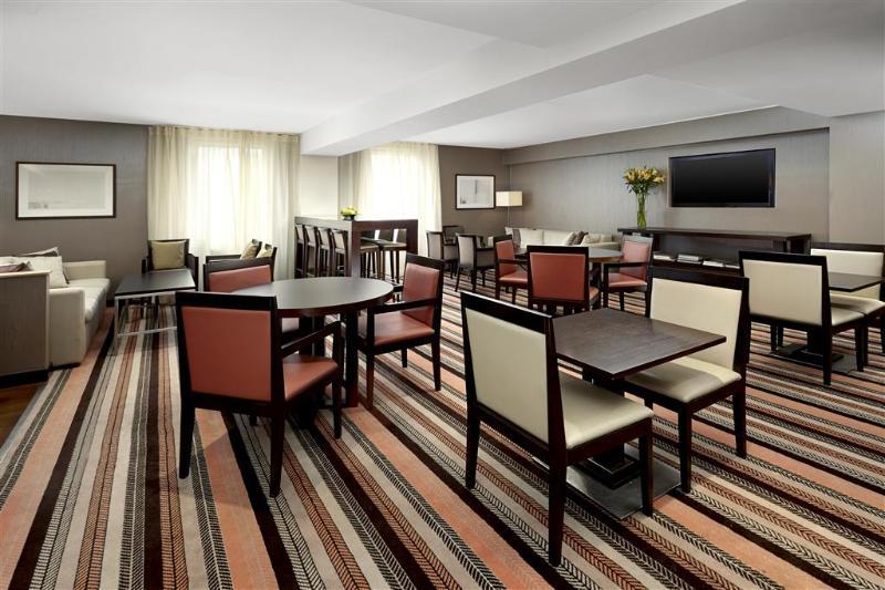 Lobby Sheraton Stockholm Hotel