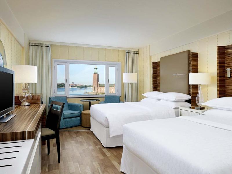 Room Sheraton Stockholm Hotel