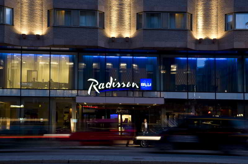 General view Radisson Blu Royal Viking Stockholm