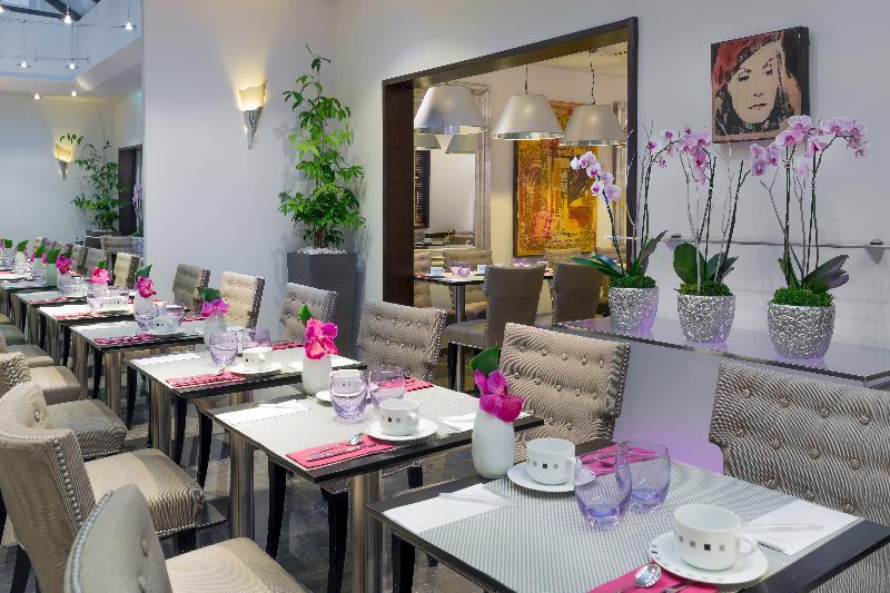 Restaurant Auteuil Manotel