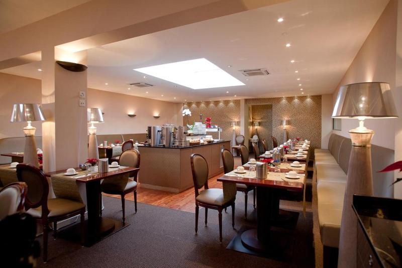 Restaurant Drake Longchamp