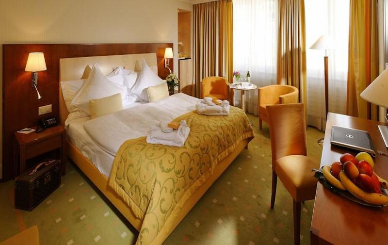 De la Paix Lausanne - Room - 3
