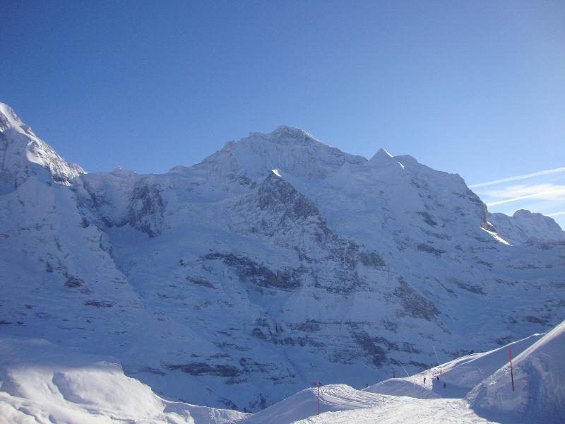 General view Silberhorn