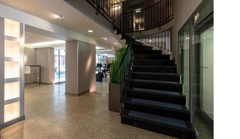 Lobby Royal Hotel Zurich