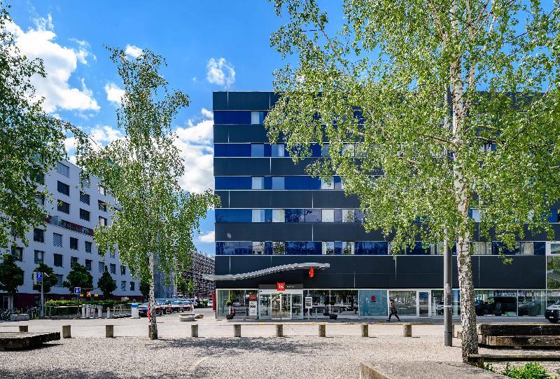 General view Ibis Zurich City West