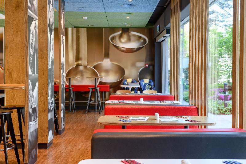 Restaurant Ibis Zurich City West