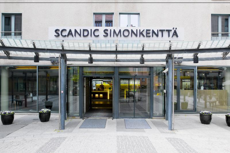 Scandic Simonkentta Hotel Helsinki Cheap And Budget
