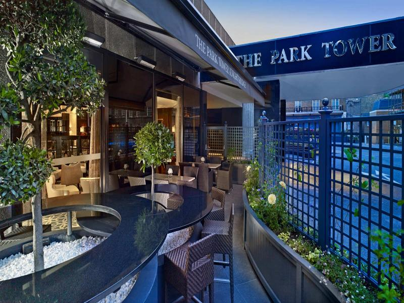 General view The Park Tower Knightsbridge