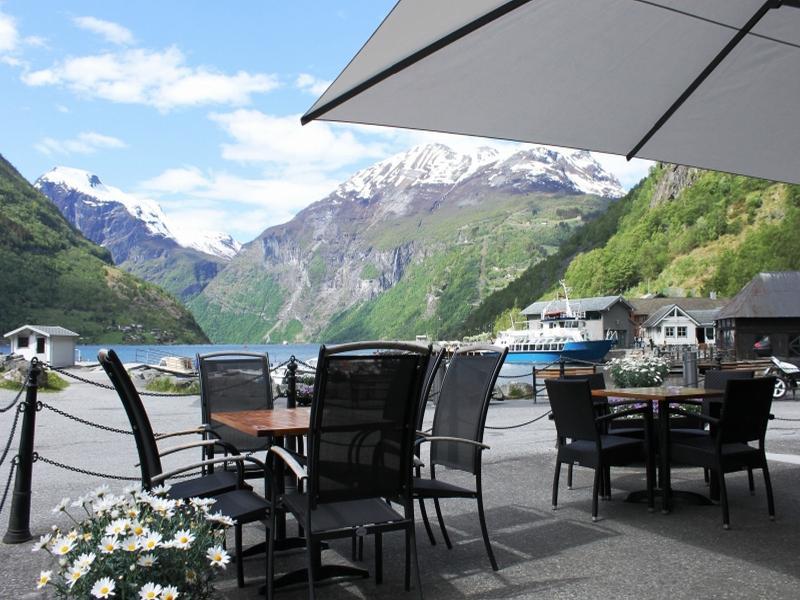 Restaurant Geiranger