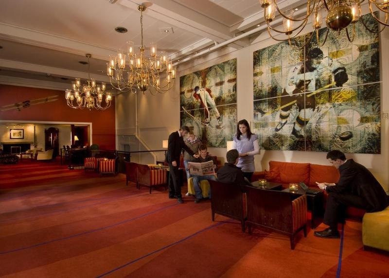 Bar Scandic Victoria Lillehammer