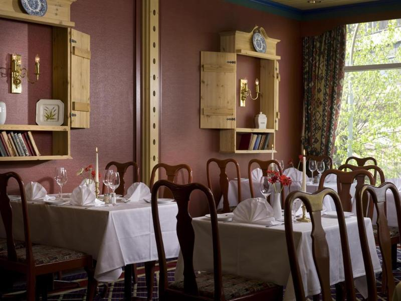 Restaurant Scandic Victoria Lillehammer