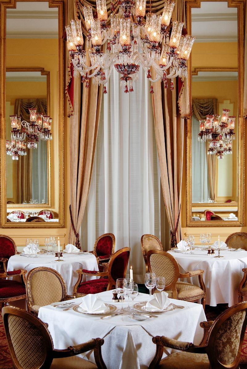 Restaurant Pavillon Winter Luxor