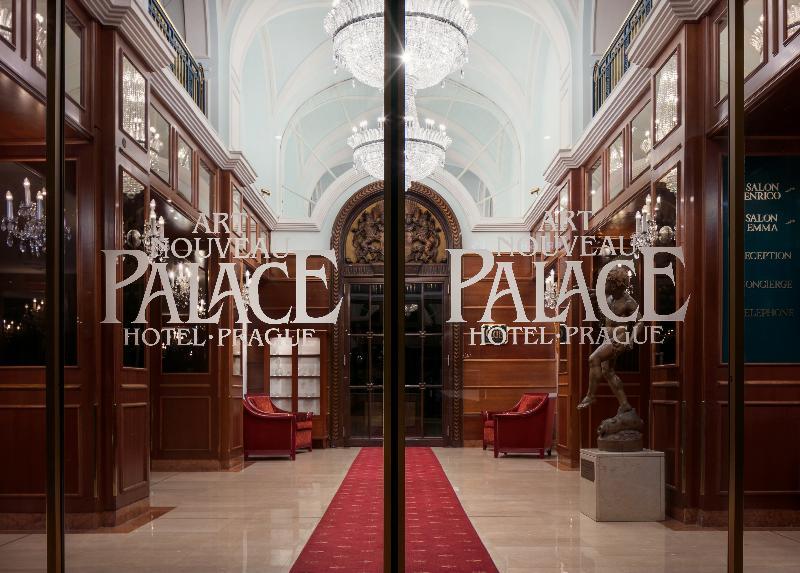 General view Art Nouveau Palace Hotel