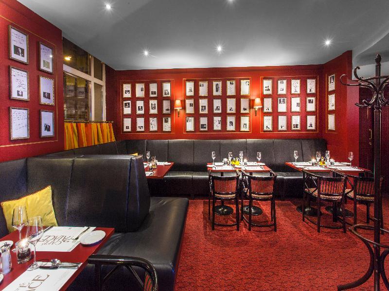 Bar Art Nouveau Palace Hotel