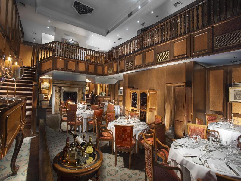Restaurant Art Nouveau Palace Hotel