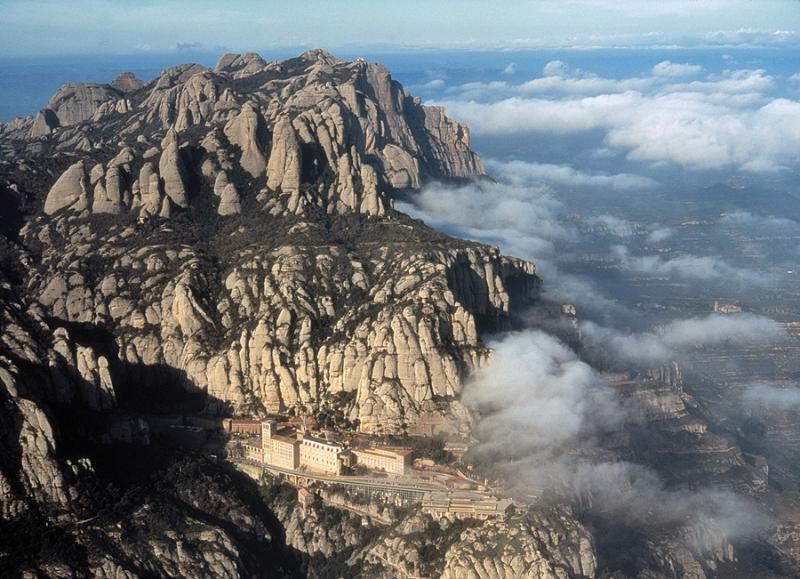 General view Abat Cisneros