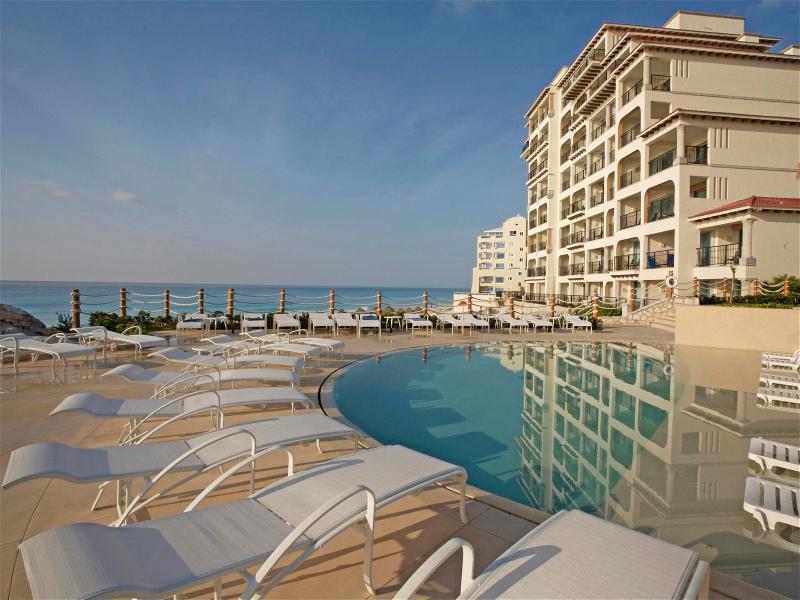 General view Grand Park Royal Cancun Caribe