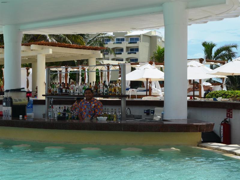 Bar Grand Park Royal Cancun Caribe