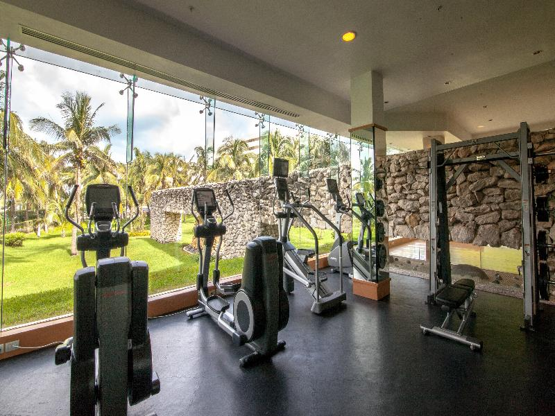 Sports and Entertainment Grand Park Royal Cancun Caribe