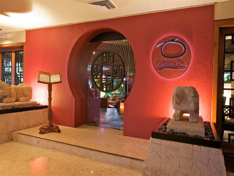 Restaurant Grand Park Royal Cancun Caribe