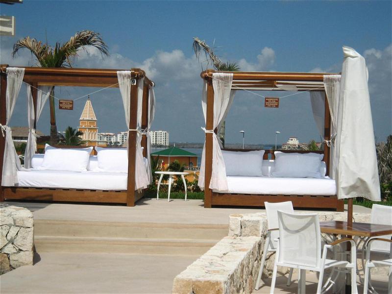Terrace Grand Park Royal Cancun Caribe